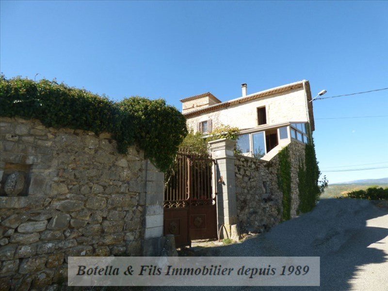Venta  casa Barjac 146000€ - Fotografía 2
