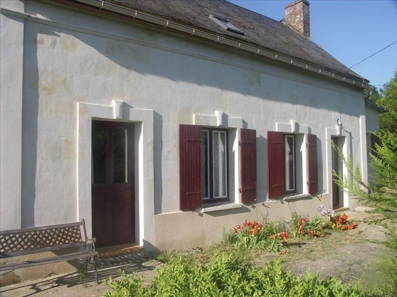 Vente maison / villa Besse sur braye 87000€ - Photo 1