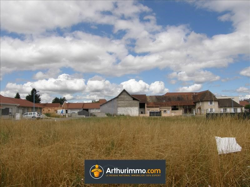 Vente terrain Morestel 71 000€ - Photo 3