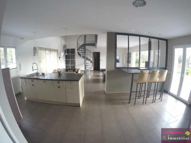 Deluxe sale house / villa Labastide beauvoir 459000€ - Picture 2