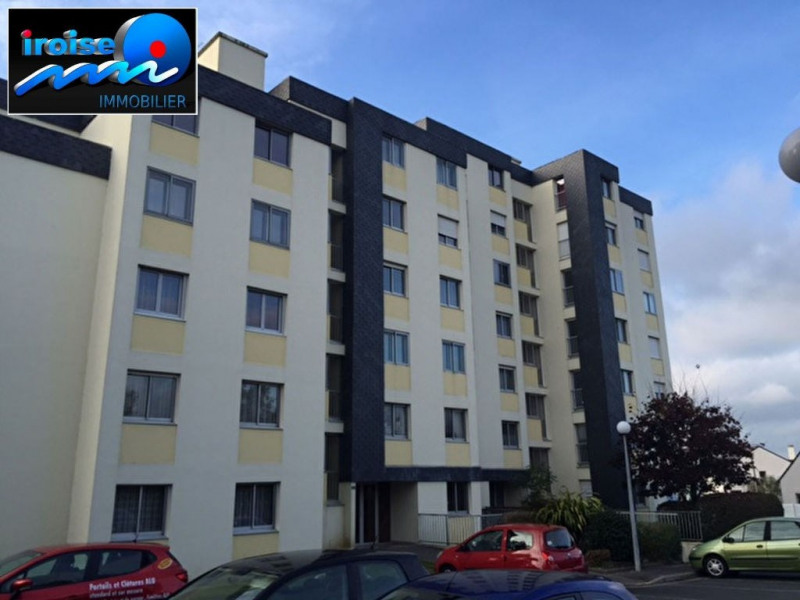 Vente appartement Brest 73400€ - Photo 1