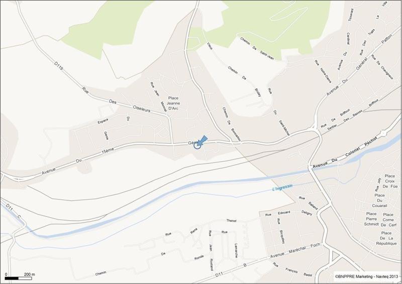 Location Local d'activités / Entrepôt Écrouves 0