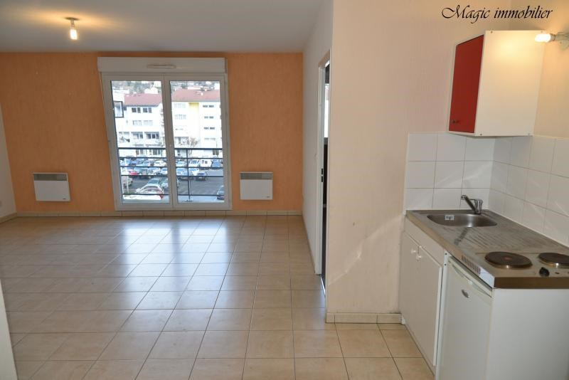 Rental apartment Bellegarde sur valserine 542€ CC - Picture 6