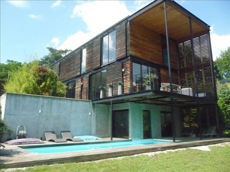 Deluxe sale house / villa Champagne au mont d or 1160000€ - Picture 1