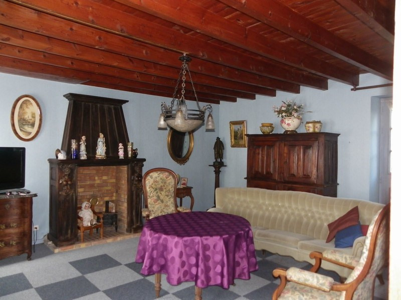 Revenda casa St germain le gaillard 277900€ - Fotografia 10