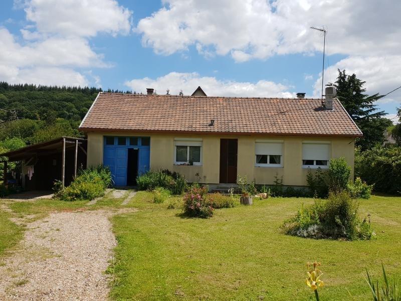 Vente maison / villa Brosville 135000€ - Photo 1