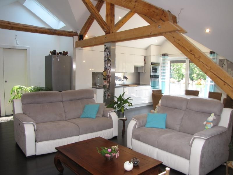Sale apartment Rumilly 230000€ - Picture 1
