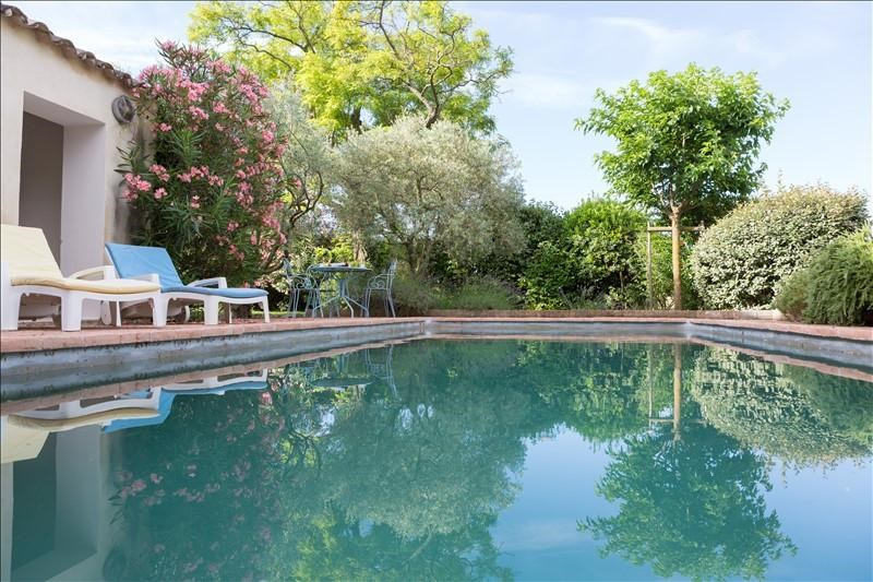 Deluxe sale house / villa Vacqueyras 590000€ - Picture 3