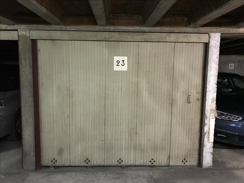 Rental parking spaces Boulogne billancourt 115€ CC - Picture 1