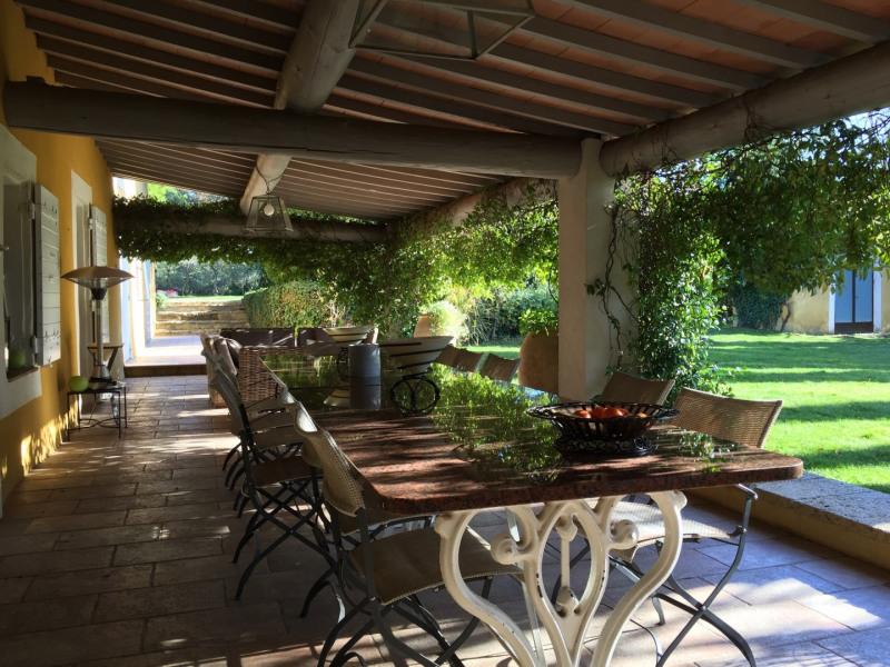 Vente de prestige maison / villa Aix-en-provence 1850000€ - Photo 5