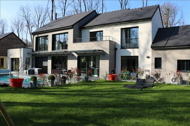 Vente de prestige maison / villa Feucherolles 1295000€ - Photo 2