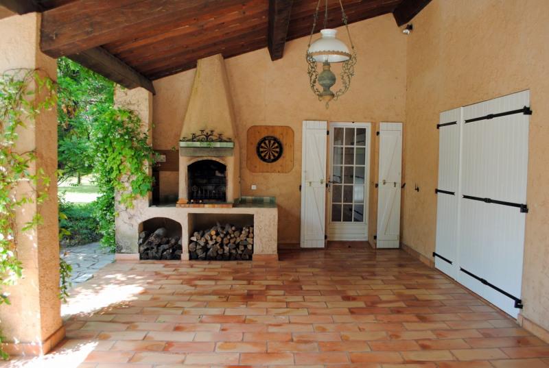 Vente maison / villa Bagnols-en-forêt 525000€ - Photo 23