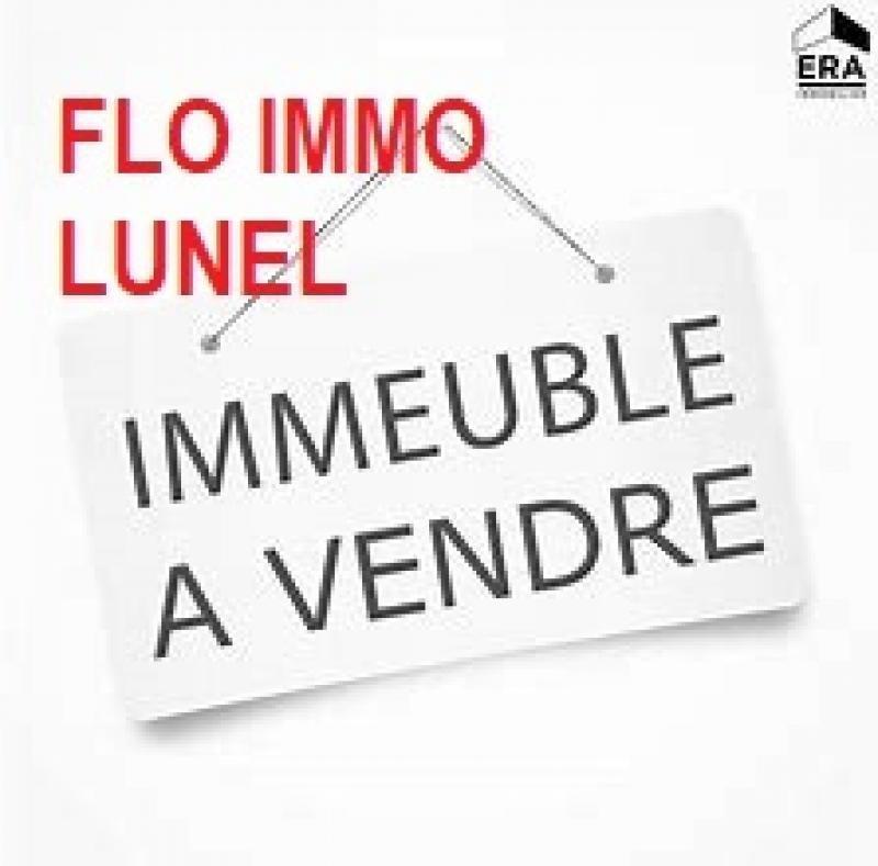 Produit d'investissement immeuble Lunel 139000€ - Photo 1