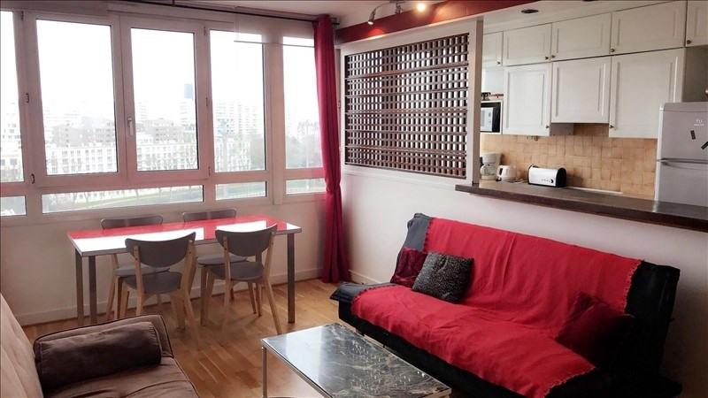 Vente appartement Paris 15ème 385000€ - Photo 1