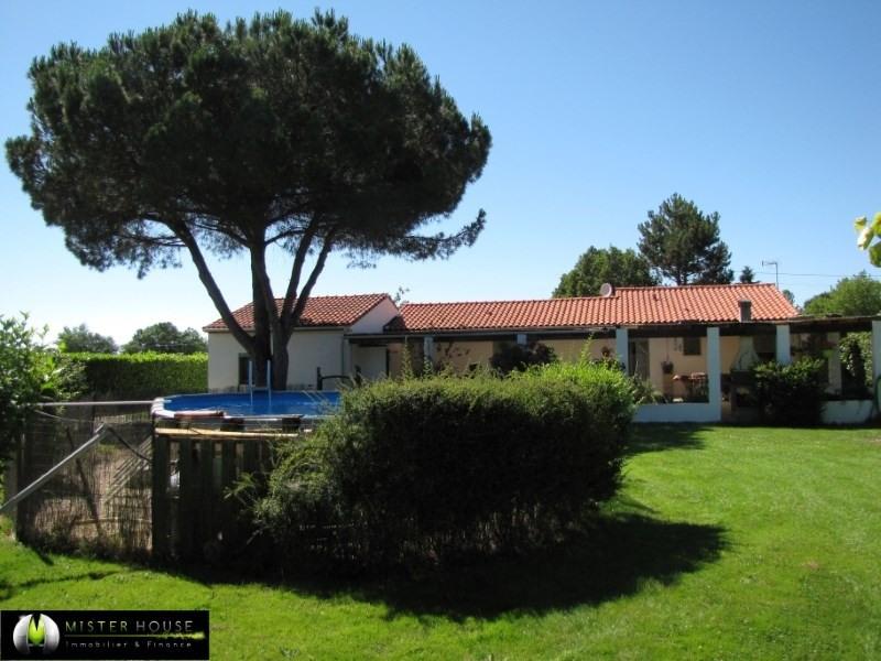 Vendita casa Montauban 196000€ - Fotografia 1
