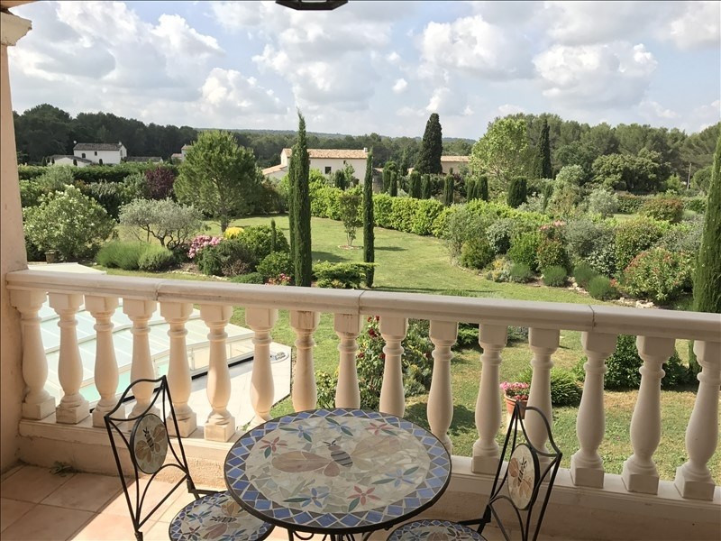 Vente de prestige maison / villa St cannat 920 000€ - Photo 1