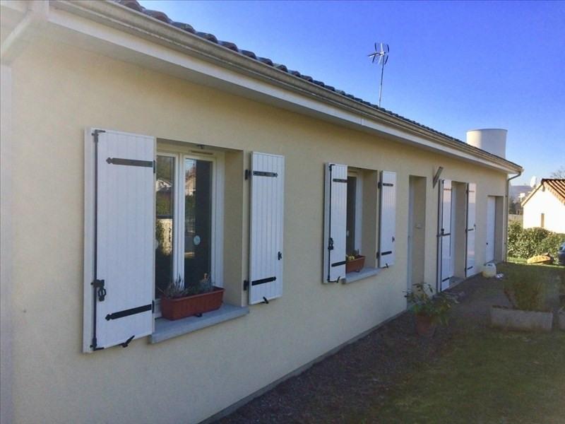 Vente maison / villa Civaux 144450€ - Photo 5