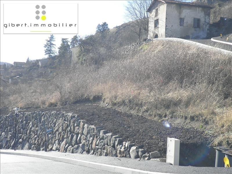 Vente terrain Vals pres le puy 85900€ - Photo 1
