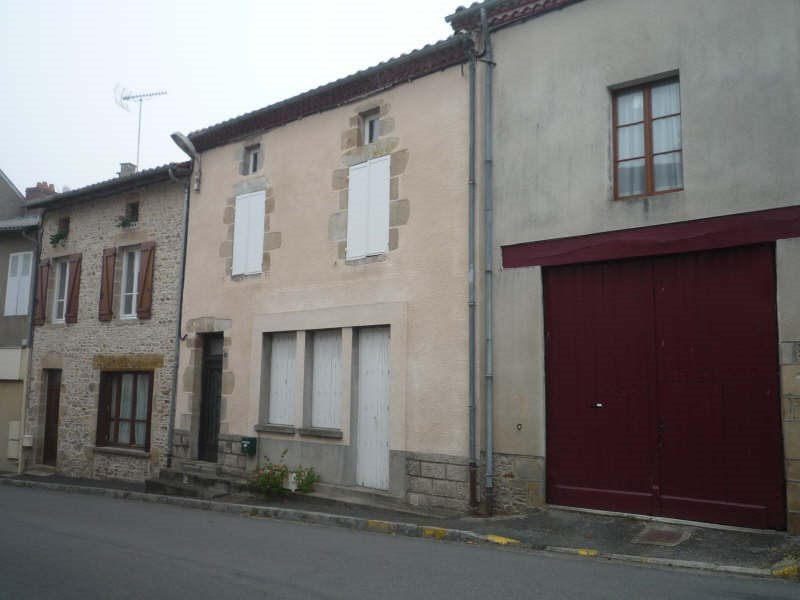 Vente maison / villa Rancon 38 500€ - Photo 1