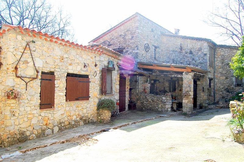 Revenda residencial de prestígio casa Tourrettes 1575000€ - Fotografia 16