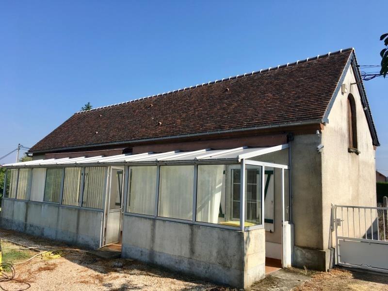 Sale house / villa Conches en ouche 107000€ - Picture 1