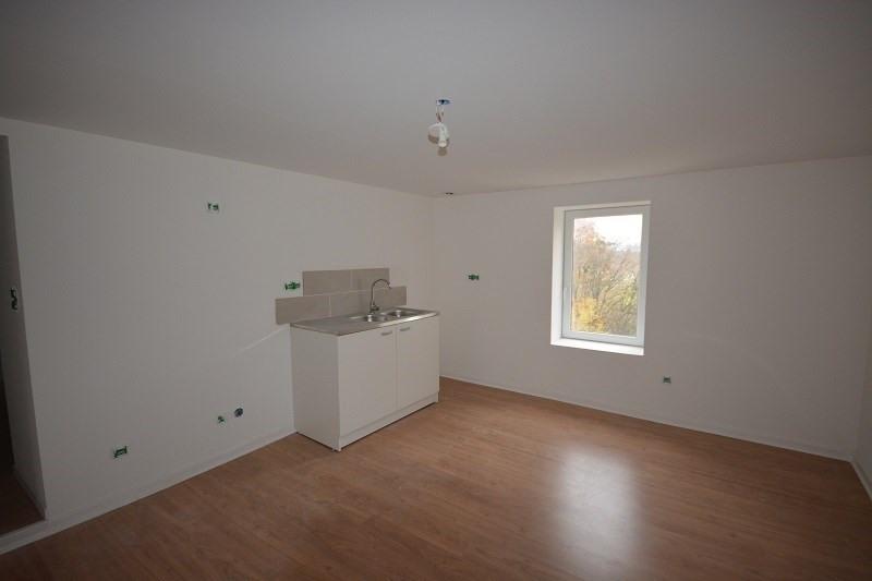 Verkoop  appartement Morestel 89000€ - Foto 1
