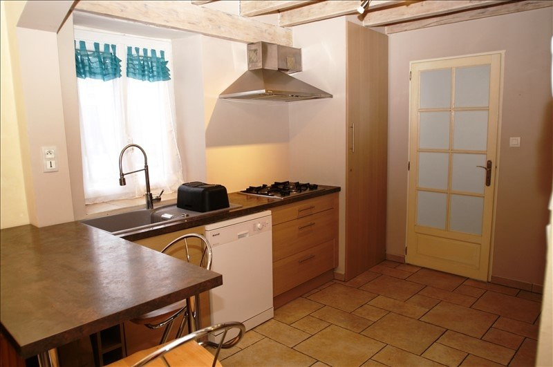 Sale house / villa St jean de bournay 122 500€ - Picture 2