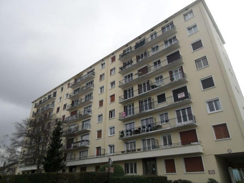 Rental apartment Troyes 499€ CC - Picture 1