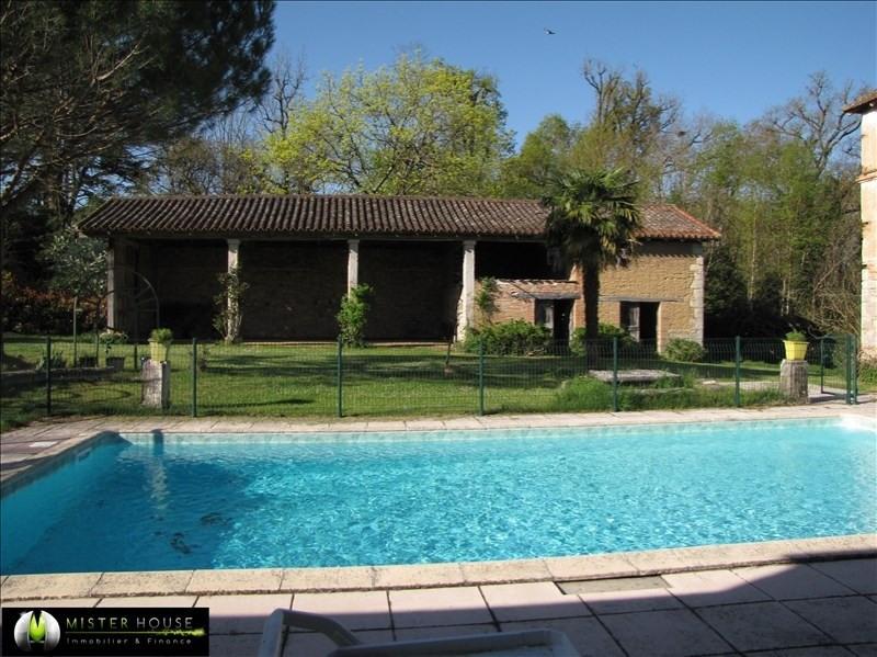 Vendita casa Caussade 422500€ - Fotografia 3