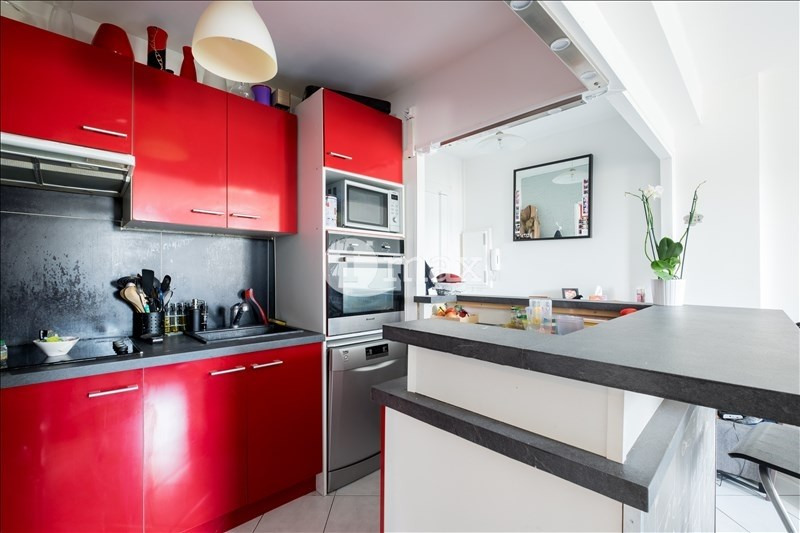 Sale apartment Colombes 289000€ - Picture 2