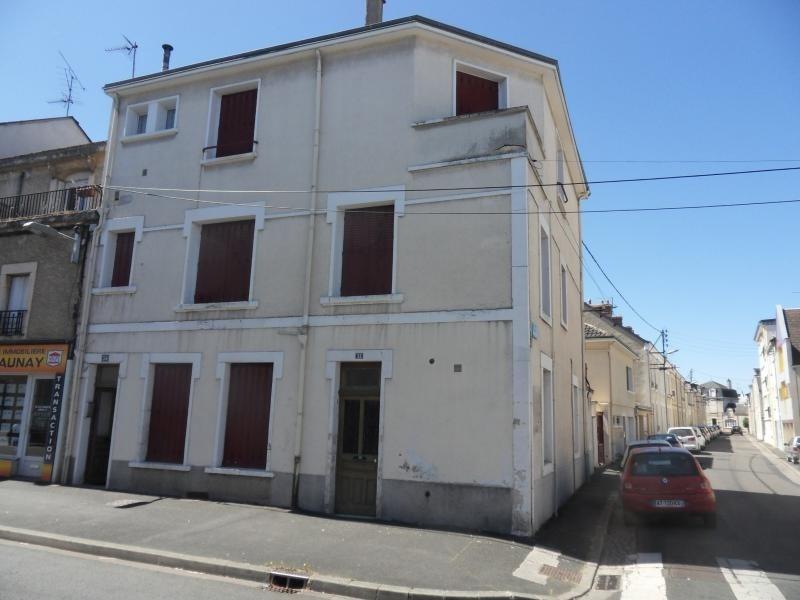 Sale building Chateauroux 170000€ - Picture 1