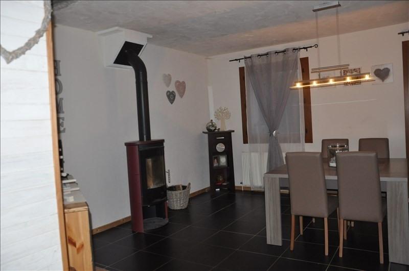 Sale house / villa Vaux les st claude 169000€ - Picture 11