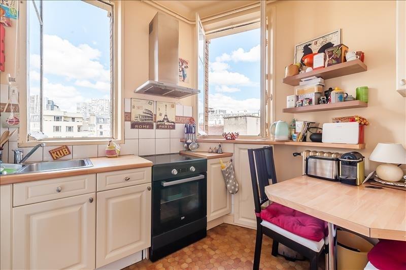 Vente appartement Paris 15ème 745000€ - Photo 3