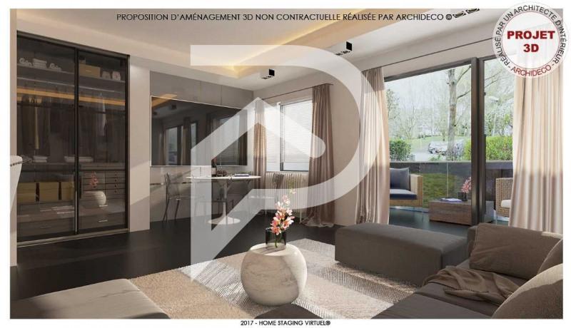 Sale apartment Saint leu la foret 120000€ - Picture 4