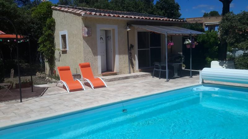 Vente maison / villa Sillans-la-cascade 349000€ - Photo 4