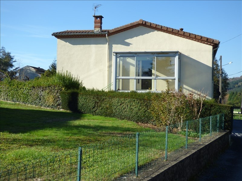 Sale house / villa St amans soult 109000€ - Picture 7
