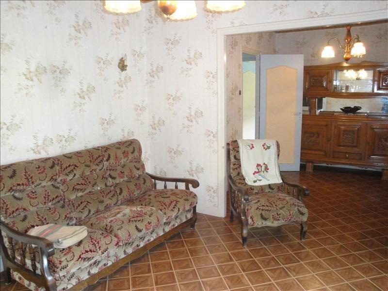 Venta  casa Mandeure 109000€ - Fotografía 5