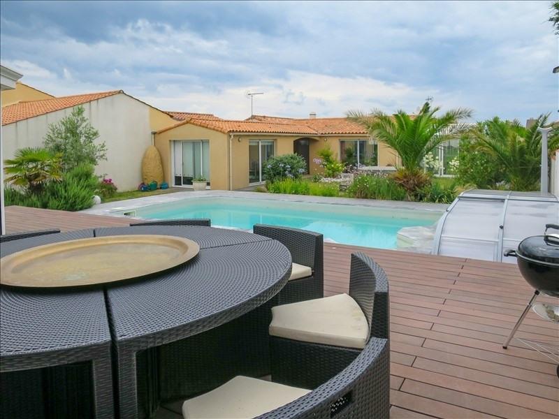 Vente maison / villa Chateau d olonne 485900€ - Photo 1