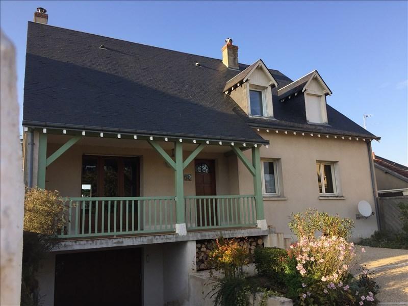Sale house / villa La chaussee st victor 253000€ - Picture 1