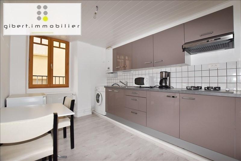 Vente appartement Le puy en velay 45600€ - Photo 1