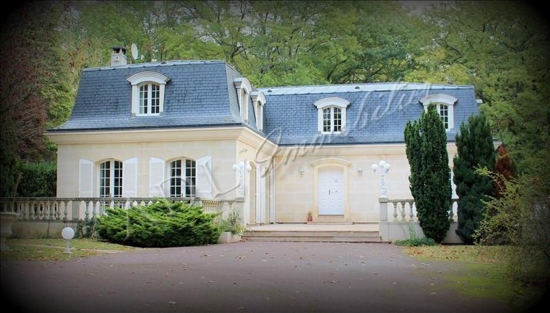 Vente de prestige maison / villa Lamorlaye 1049000€ - Photo 1