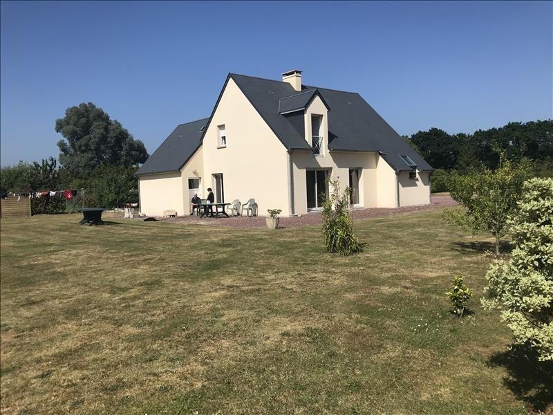 Sale house / villa Lessay 189000€ - Picture 1