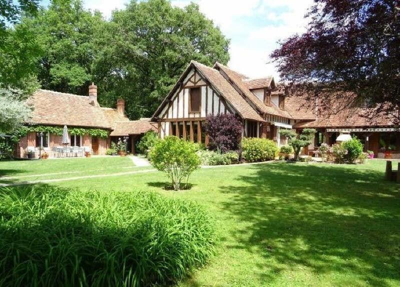 Deluxe sale house / villa Vernou en sologne 1176000€ - Picture 1
