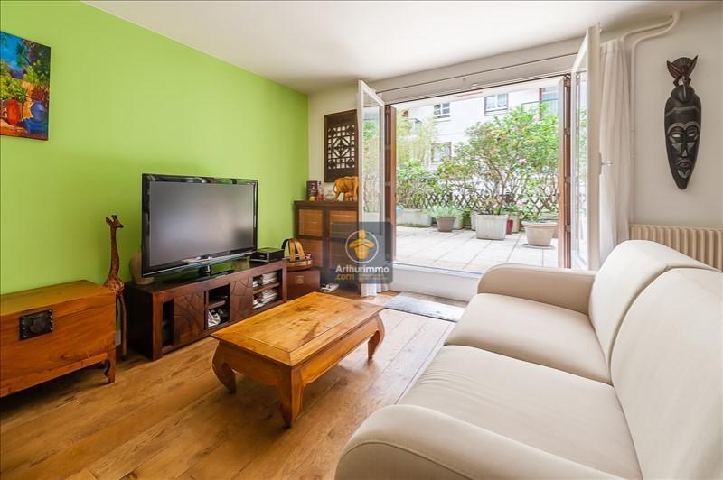 Vente appartement Issy les moulineaux 340000€ - Photo 3