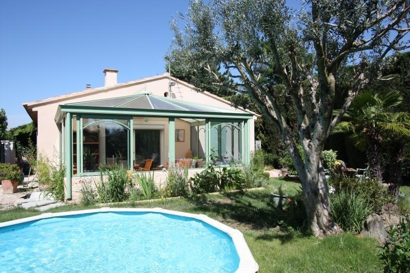 Vente maison / villa Camaret sur aigues 284000€ - Photo 2