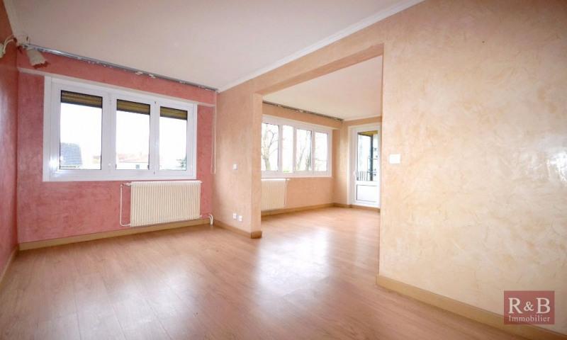 Vente appartement Les clayes sous bois 208000€ - Photo 3