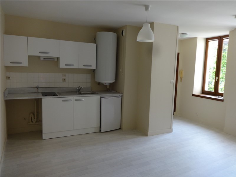 Location appartement La roche guyon 450€ CC - Photo 1