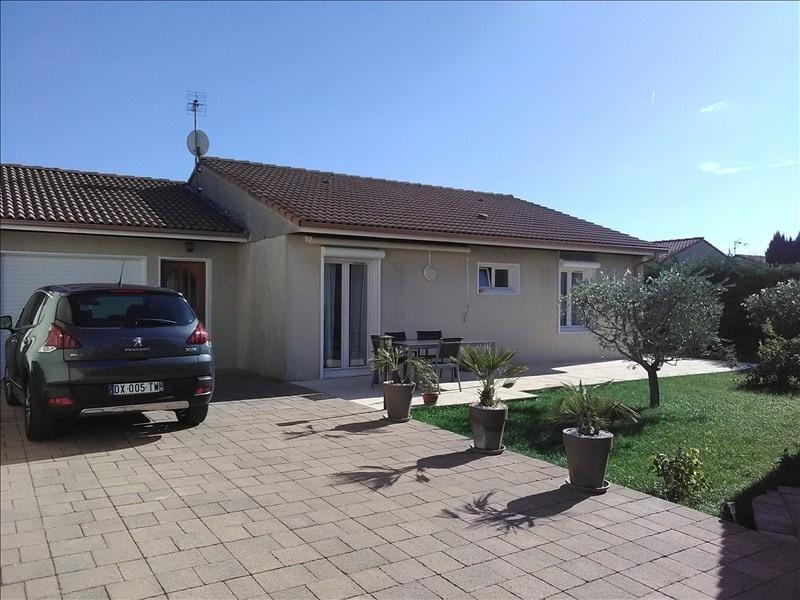 Sale house / villa Pierrelatte 262500€ - Picture 2