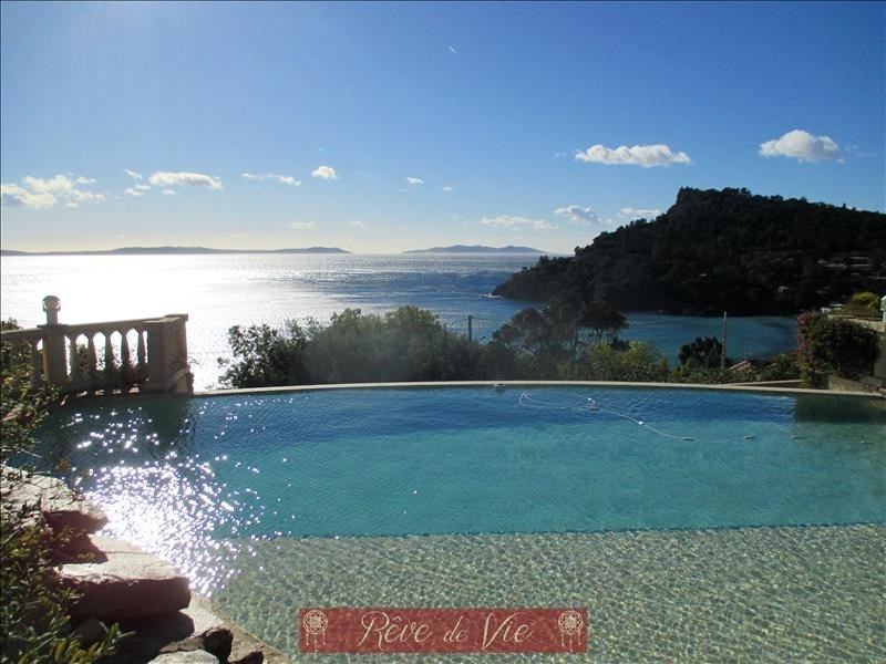 Deluxe sale house / villa Rayol canadel sur mer 2750000€ - Picture 3