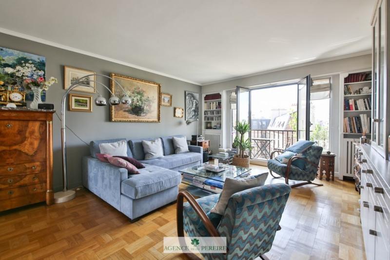 Vente de prestige appartement Paris 17ème 1397000€ - Photo 4